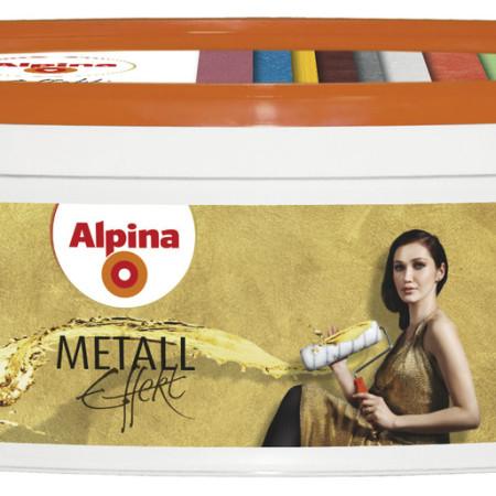 Alpina Effekt Metall Bronze