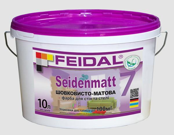 Feidal Seidenmatt краска для стен 10л