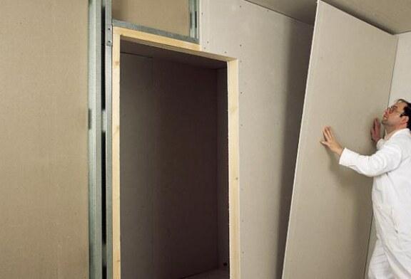 Сенсация! Достаточно ли Вы знаете о выравнивании стен гипсокартоном.