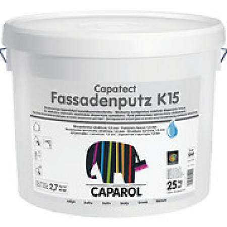 CAPAROL CAPATECT-FASSADENPUTZ К15