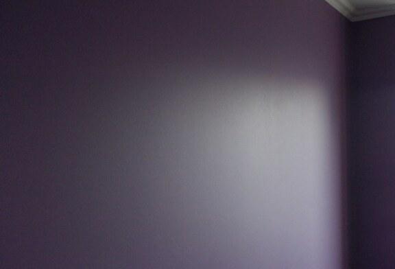 Покраска стен изменит интерьер жилья