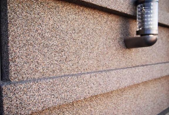 Мозаичная штукатурка как материал для оформления интерьера
