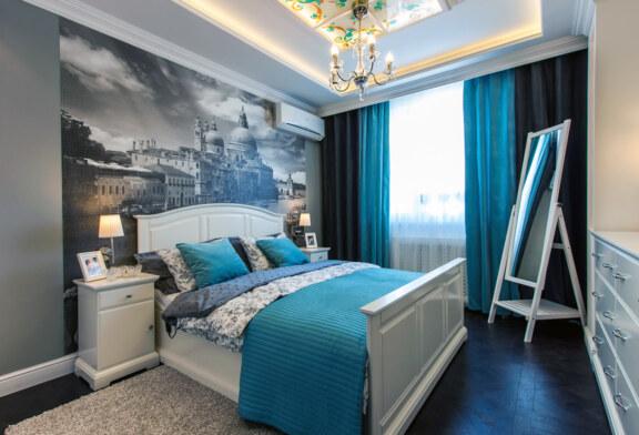 Оформление квартиры в стиле неоклассика