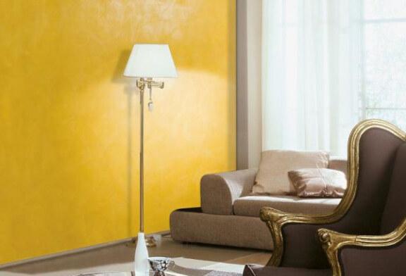 Вау! Декоративная штукатурка создает стильный и престижный интерьер!