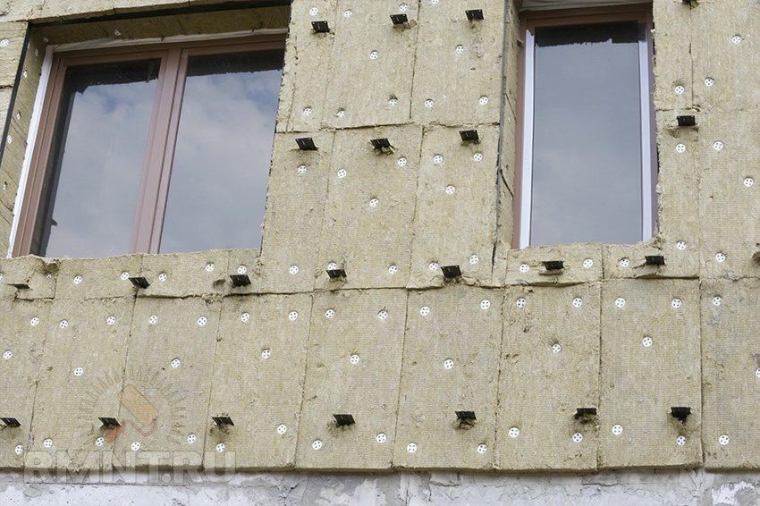 Сэкономит средства и согреет квартиру утепление фасада минватой