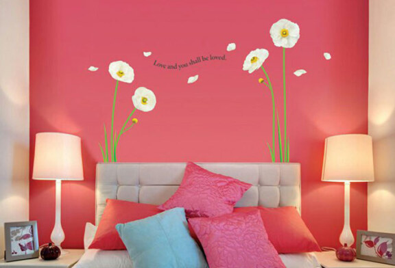 Цвет красок для стен. Как добиться нужного оттенка?