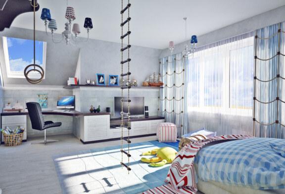 Детская комната: правила комфорта