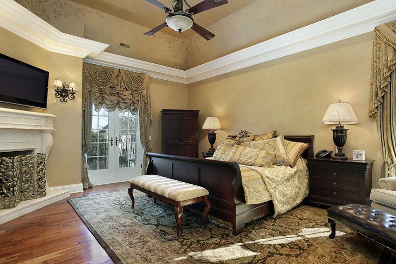 Мебель в пригородном доме