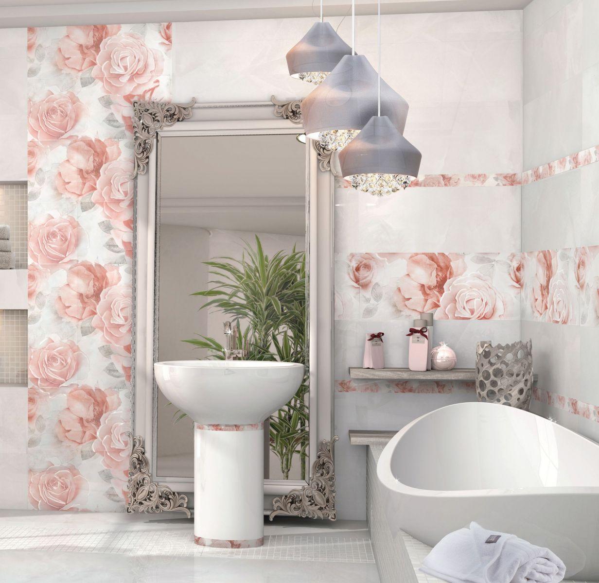 Ванная комната в современном интерьере