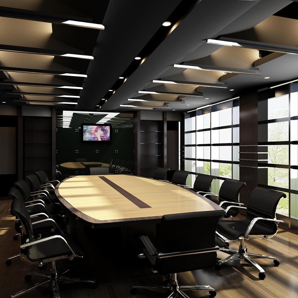 А Вы знаете, как сделать дизайн офиса эксклюзивным?