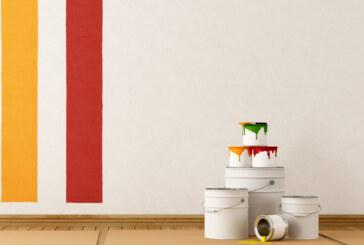 Вау! Покраска деревянного пола делает интерьер комнаты бесподобным