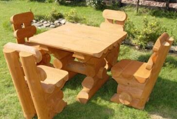 Разная деревянная мебель требует разной отделки