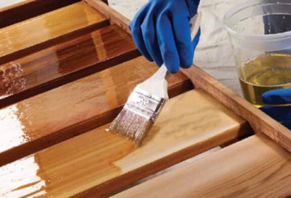 Лакировка дерева: технология лакировки древесины