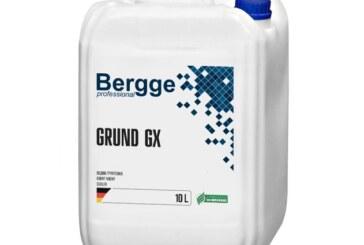 Вы в курсе о том, что грунтование стен с помощью продукции Bergge является крайне простым?