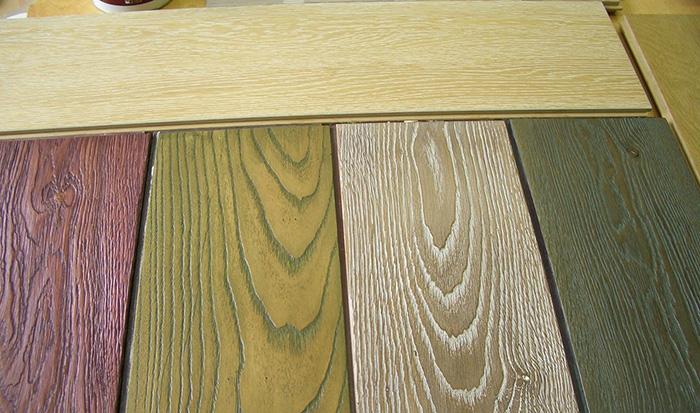 Умное окрашивание деревянных поверхностей