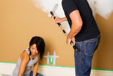 Детальная пошаговая инструкция, как прогрунтовать и покрасить стены