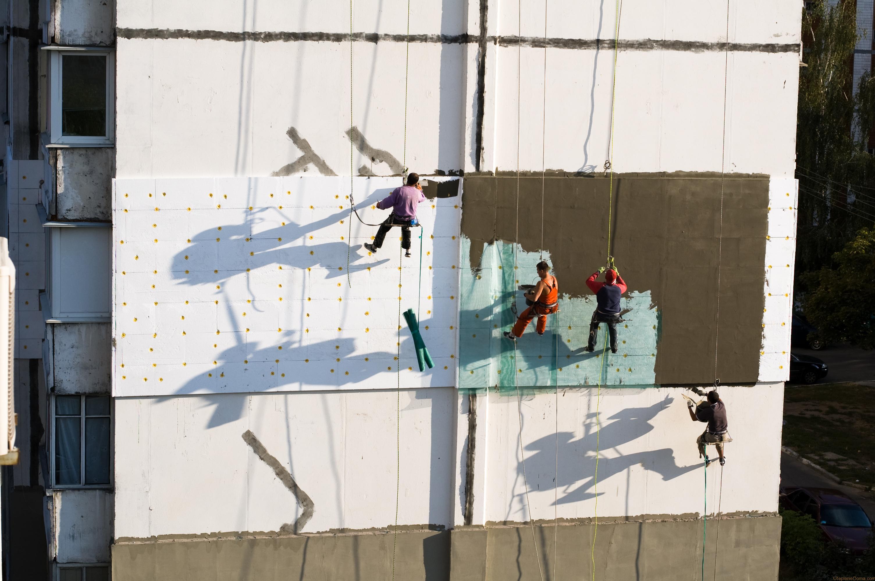 Советуют специалисты: как утеплить фасад